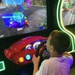 2 Player Video Racing